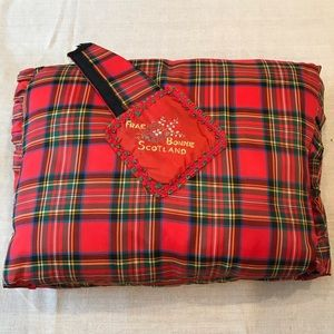 Scottish tea cosey. Never been used.